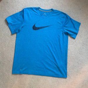Nike short sleeve running tshirt.